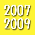 2007_2009 仕事
